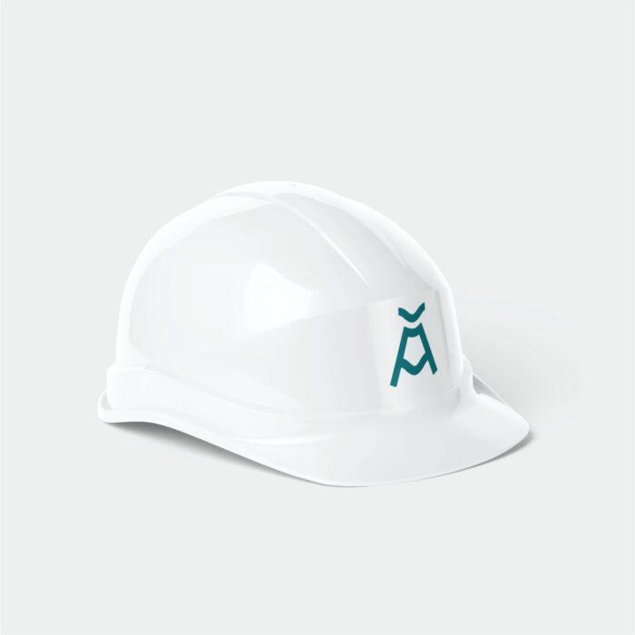 logotipas statybų įmonei