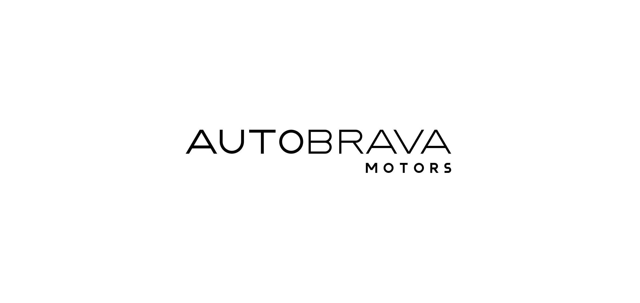 autobrava motors logotipo atnaujinimas