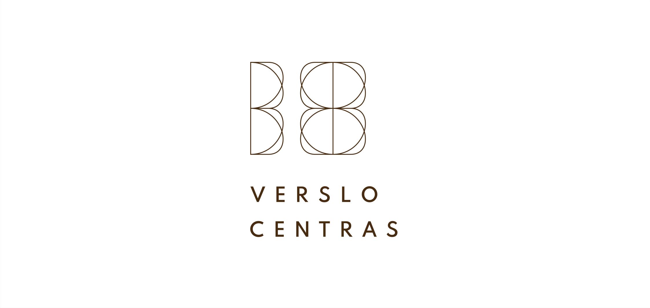 logotipas verslo centrui