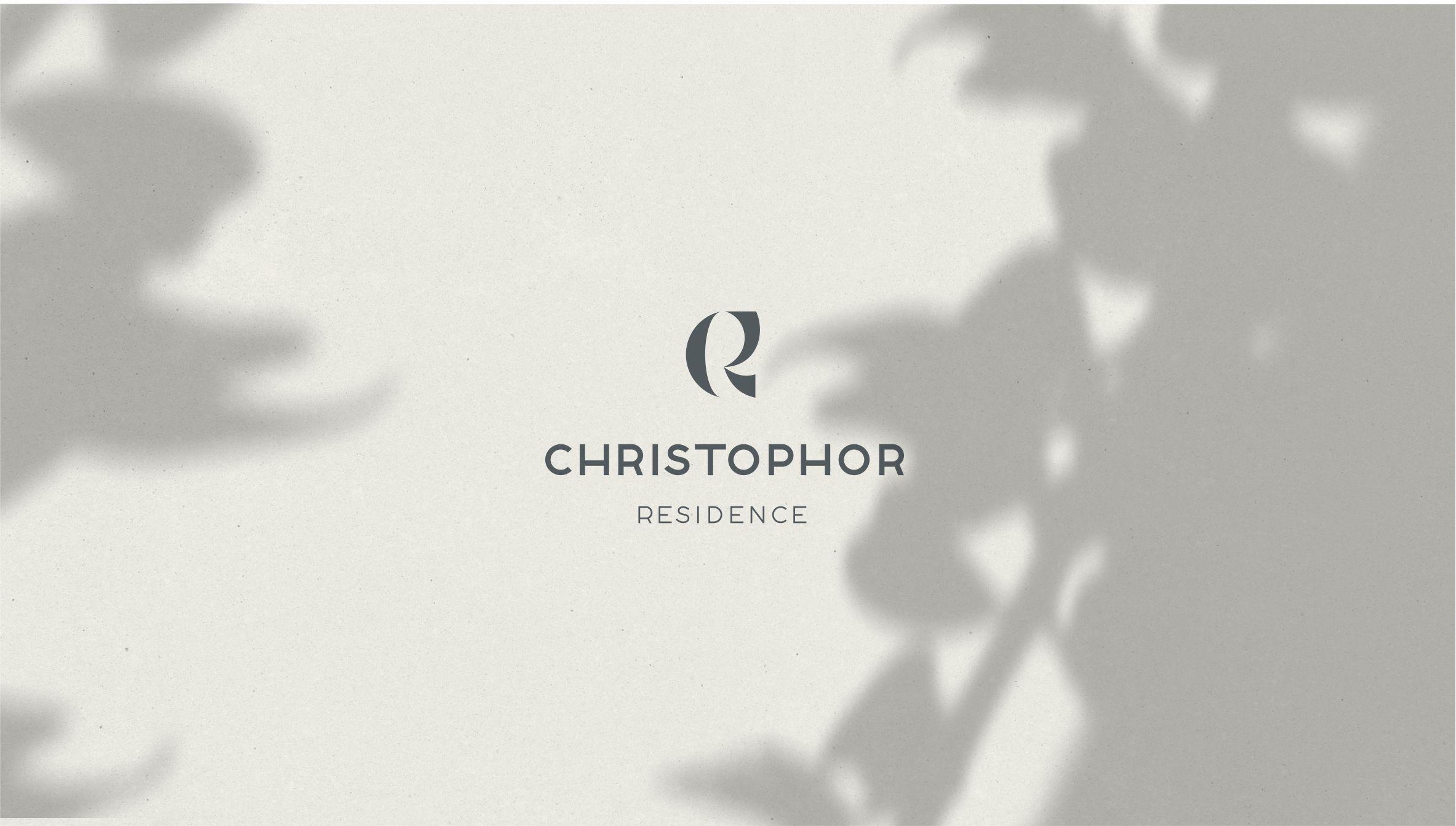 logotipas viešbučiui christophor residence