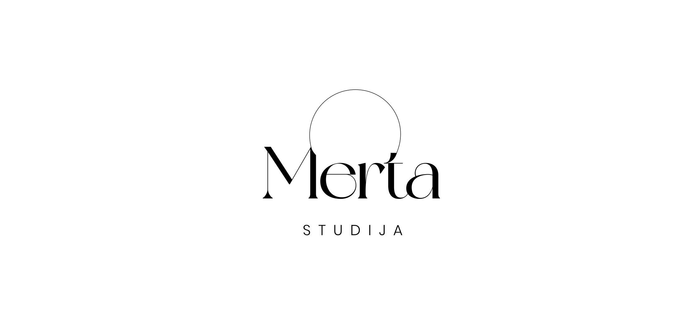 minimalistinis logotipas